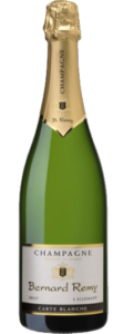 Bouteille champagne remy