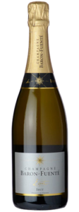 bouteilel champagne baron fuente