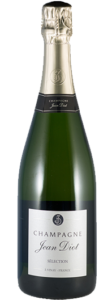 bouteille champagne jean diot
