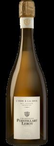 bouteille champagne pointillart leroy&